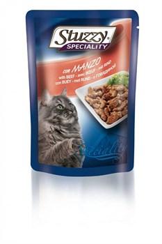 Stuzzy - Консервы для кошек (с говядиной) Speciality Cat - фото 6179