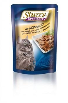 Stuzzy - Консервы для кошек (с кроликом) Speciality Cat - фото 6180