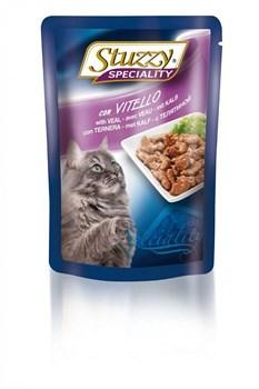 Stuzzy - Консервы для кошек (с телятиной) Speciality Cat - фото 6185