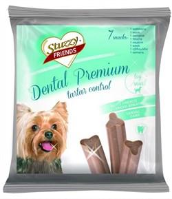 Stuzzy - Палочки для собак до 12 кг (7 шт) FRIENDS Dental Premium - фото 6211