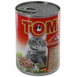 Tomi - Консервы для кошек (говядина) - фото 6224