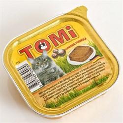 Tomi - Консервы для кошек (птица с печенью) - фото 6226