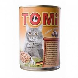 Tomi - Консервы для кошек (утка и печень) - фото 6231
