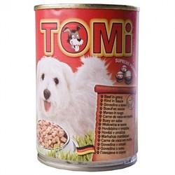Tomi - Консервы для собак (с говядиной) - фото 6235