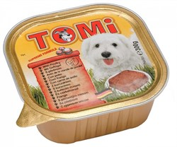 Tomi - Консервы для собак (с птицей) - фото 6237