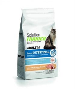 Trainer - Сухой корм для кошек с чувствительным пищеварением (со свежим белым мясом) Solution Sensintestinal With Fresh White Meats - фото 6303