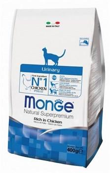 Monge - Сухой корм для кошек профилактика МКБ Cat Urinary - фото 6346