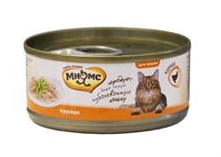 Мнямс - Консервы для кошек (курица нежном в желе) - фото 6401