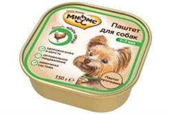 Мнямс - Консервы для взрослых собак (курица) - фото 6414