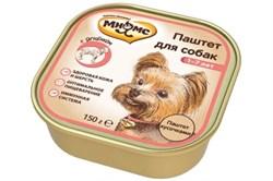 Мнямс - Консервы для взрослых собак (ягнёнок) - фото 6417