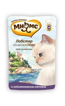 Мнямс - Паучи для кошек по-каталонски (лобстер) - фото 6421