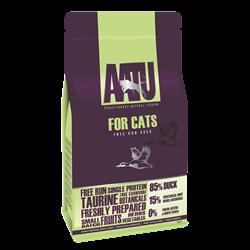 AATU - Сухой корм для кошек (с уткой) DUCK - фото 6424