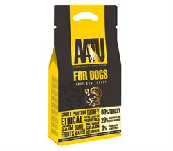 AATU - Сухой корм для собак (с индейкой) TURKEY - фото 6430