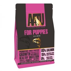 AATU - Сухой корм для щенков (с лососем) PUPPY SALMON - фото 6431