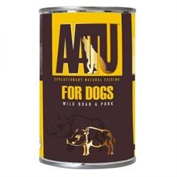 AATU - Консервы для собак (с мясом дикого кабана и свининой) WILD BOAR & PORK - фото 6433