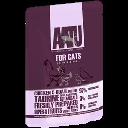 AATU - Паучи для кошек  (с курицей и перепелом) CHICKEN & QUAIL - фото 6437