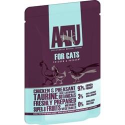 AATU - Паучи для кошек (с курицей и фазаном) CHICKEN & PHEASANT - фото 6439