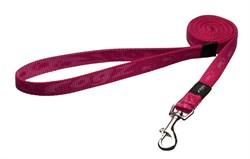 Rogz - Поводок, розовый (размер XXL - ширина 4 см, длина 0,5 м) ALPINIST FIXED LEAD - фото 7091