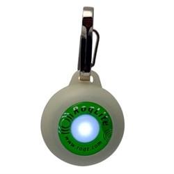 Rogz - Светящаяся подвеска (белый) SAFETY LIGHT - фото 7092