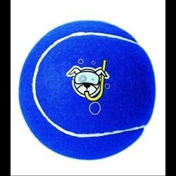Rogz - Игрушка теннисный мяч, большой (синий) TENNISBALL LARGE - фото 7251