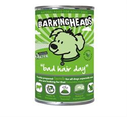 """Barking Heads - Консервы для собак """"Роскошная шевелюра"""" (с ягненком) Bad Hair Day - фото 7663"""