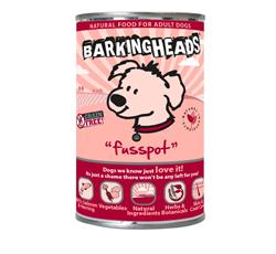 """Barking Heads - Консервы для собак """"Суета вокруг миски"""" (с лососем) Fusspot - фото 7664"""