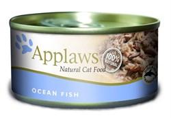 Applaws - Консервы для кошек (с Океанической рыбой) Cat Ocean Fish - фото 7971