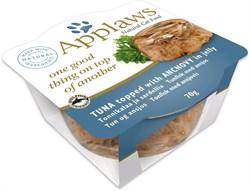 "Applaws - Консервы для кошек ""Тунец и Анчоус"" Layer Pot Tuna with Anchovy - фото 8004"