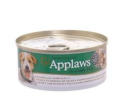 "Applaws - Консервы для собак ""Курица и ягненок в желе"" Chicken and Lamb with Jelly - фото 8029"