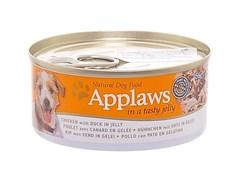 "Applaws - Консервы для собак ""Курица с уткой в желе"" Chicken and Duck with Jelly - фото 8032"