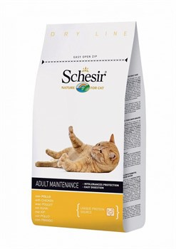 Schesir  - Сухой корм для кошек (курица) - фото 8462