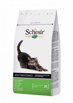 Schesir - Сухой корм для кошек (ягнёнок) - фото 8468