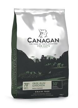 Canagan - Сухой корм для кошек и котят (с цыпленком) GF Free-Run Chicken - фото 8513