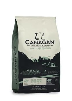 Canagan - Сухой корм для собак мелких пород (с цыпленком) GF Free-Run Chicken - фото 8521