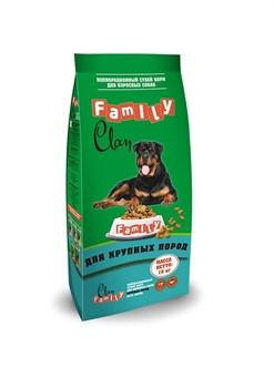 Clan Family - Сухой корм для взрослых собак крупных пород (с курицей) - фото 8553