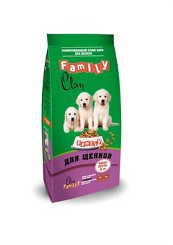 Clan Family - Сухой корм для щенков всех пород (курица) - фото 8554