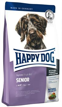 Happy Dog - Сухой корм для пожилых собак Senior - фото 8587