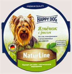 Happy Dog - Паштет для собак (с ягненком и рисом) - фото 8591