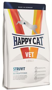 Happy Cat - Сухой корм для кошек при мочекаменной болезни Struvit - фото 8649