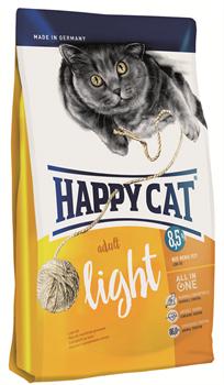 Happy Cat - Сухой корм для взрослых кошек с избыточным весом Adult Light - фото 8681