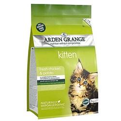 Arden Grange - Сухой беззерновой корм для котят Kitten - фото 8718