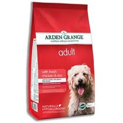 Arden Grange - Сухой корм для взрослых собак (с курицей и рисом) Adult Dog Chicken & Rice - фото 8723