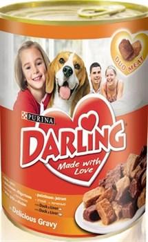 Purina Darling - Влажный корм для собак (с курицей и индейкой) - фото 8951
