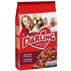 Purina Darling - Сухой корм для собак (с мясом и овощами) - фото 8954