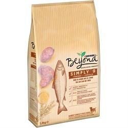 Purina Beyond - Сухой корм для взрослых собак всех пород (лосось с овсом) - фото 8974