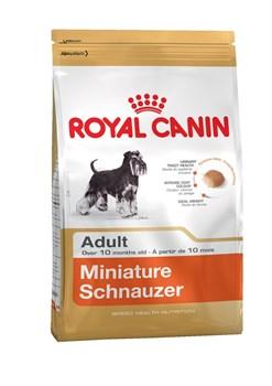 Royal Canin - Сухой корм для собак породы миниатюрный шнауцер - фото 9418
