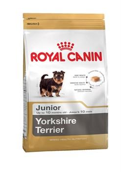 Royal Canin - Сухой корм для юниоров породы йоркширский терьер - фото 9421