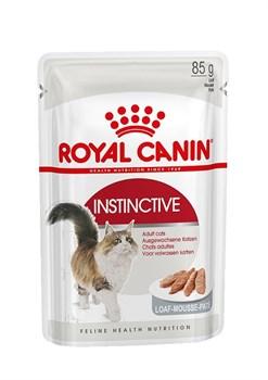 Royal Canin - Паучи для взрослых кошек (в паштете) INSTINCTIVE - фото 9490