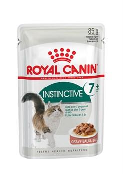 Royal Canin - Паучи для пожилых кошек INSTINCTIVE +7 - фото 9491
