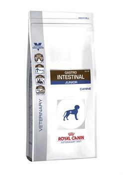 Royal Canin (вет. диета) - Сухой корм для щенков при нарушении пищеварения GASTRO INTESTINAL JUNIOR GIJ29 - фото 9526